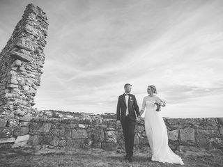 La boda de Yasmina y Daniel