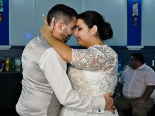 La boda de Laura y Jonay