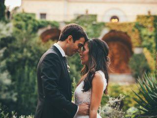 La boda de Tanit y Alex