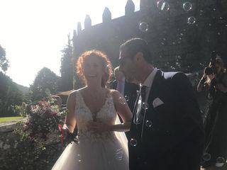 La boda de Encarna e Iago  y Iago pereira