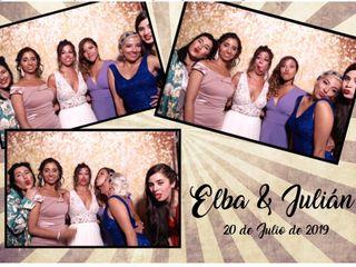 La boda de Elba y Julian 2