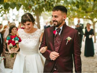 La boda de Joana y Àlex