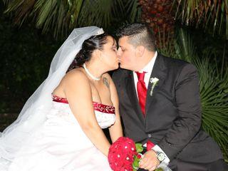 La boda de Nati y Israel