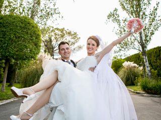 La boda de Victoria y Pedro