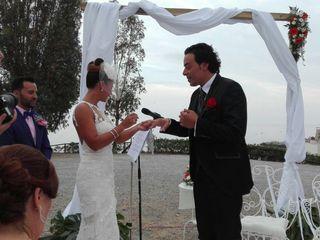 La boda de Auri y Víctor  1