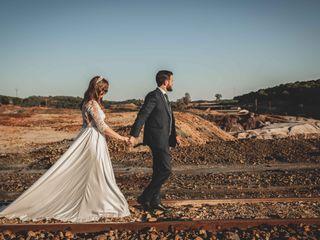 La boda de Rocío y Abraham 2