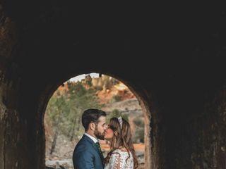 La boda de Rocío y Abraham 3