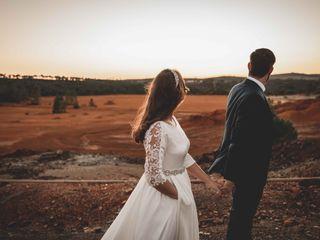 La boda de Rocío y Abraham 1