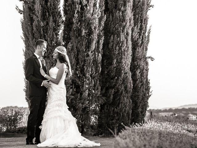 La boda de Virginia y Sergio