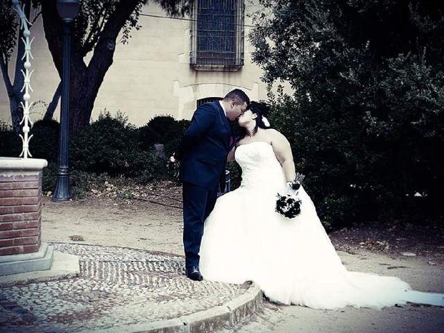 La boda de Alex  y Ivette  en Vinyols I Els Arcs, Tarragona 1