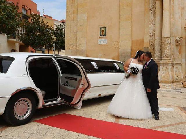 La boda de Alex  y Ivette  en Vinyols I Els Arcs, Tarragona 4