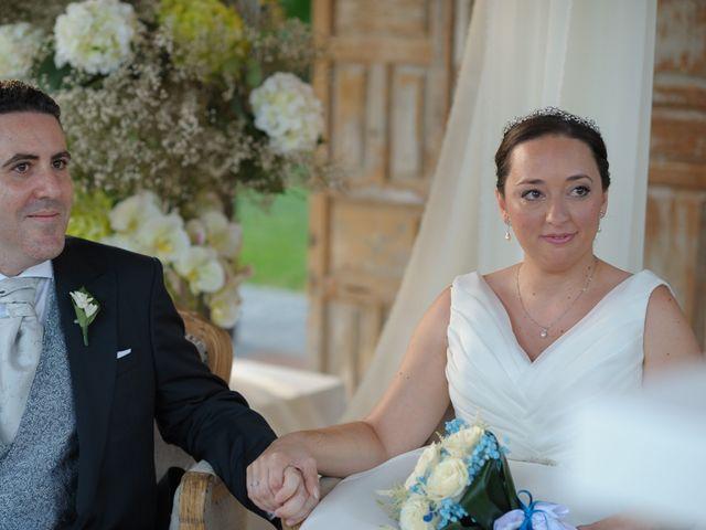 La boda de Mª Isabel y Juan