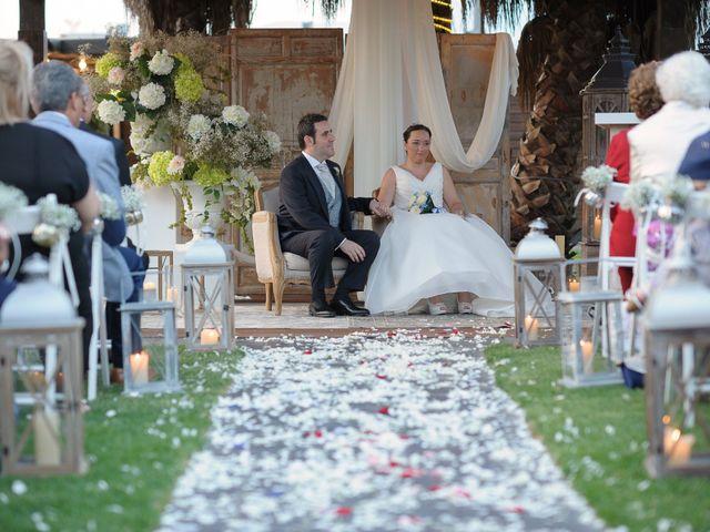 La boda de Juan y Mª Isabel en Torre Del Mar, Málaga 2