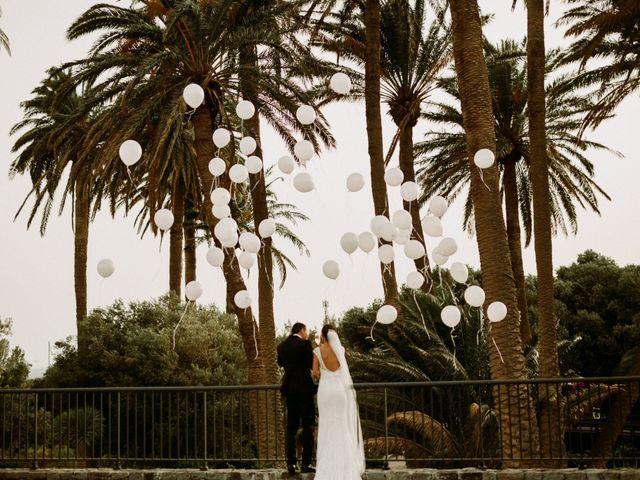 La boda de Oscar y Anabel en Las Palmas De Gran Canaria, Las Palmas 14