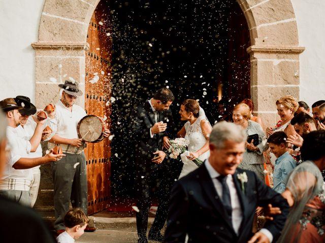 La boda de Oscar y Anabel en Las Palmas De Gran Canaria, Las Palmas 18