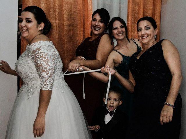 La boda de Jonay y Laura en Tacoronte, Santa Cruz de Tenerife 6