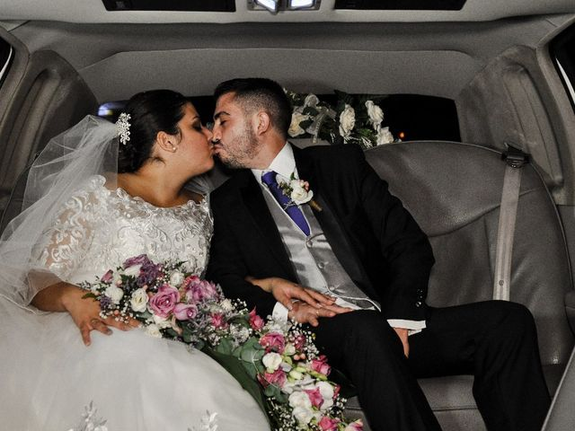 La boda de Jonay y Laura en Tacoronte, Santa Cruz de Tenerife 2