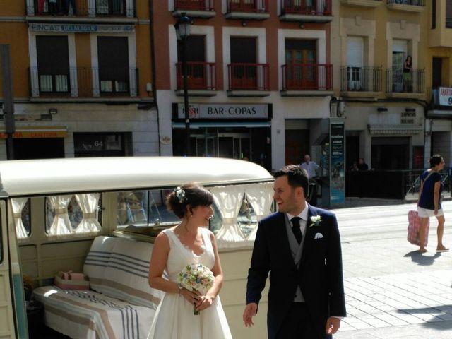 La boda de Dani y María en Zaragoza, Zaragoza 3