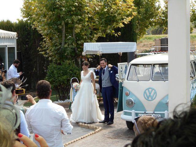 La boda de Dani y María en Zaragoza, Zaragoza 7