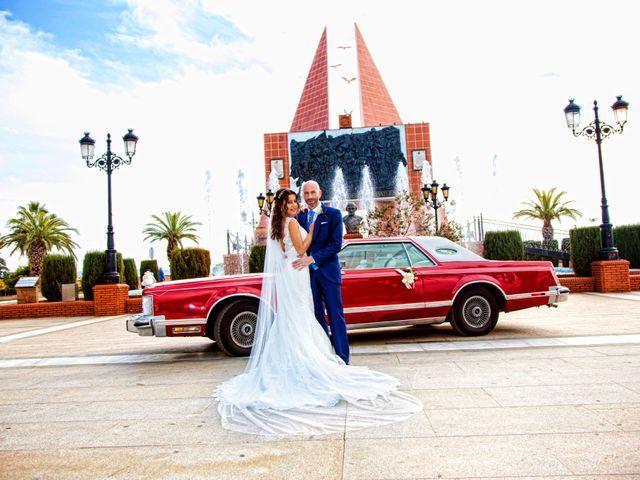 La boda de Manuel y May en Jaén, Jaén 2