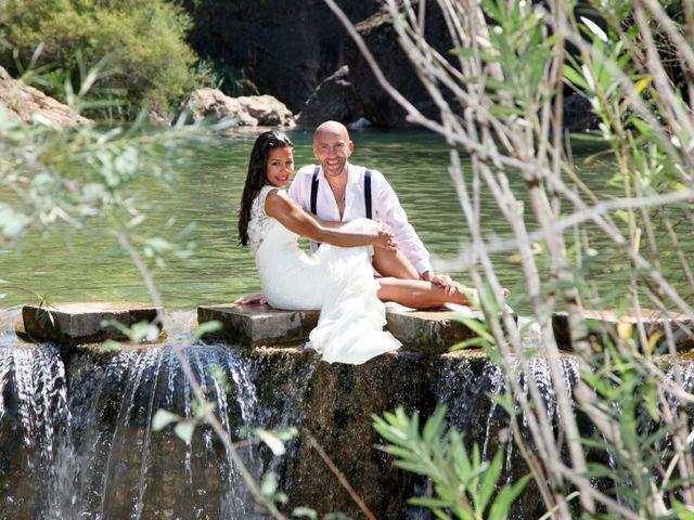 La boda de Manuel y May en Jaén, Jaén 17
