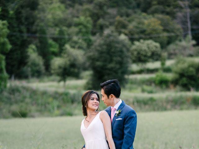 La boda de Chu Yi y Jhony