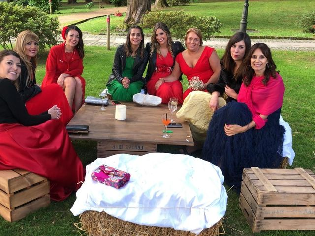 La boda de Iago pereira  y Encarna e Iago  en Soutomaior, Pontevedra 1