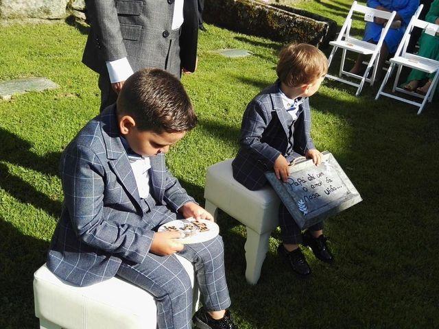 La boda de Iago pereira  y Encarna e Iago  en Soutomaior, Pontevedra 2