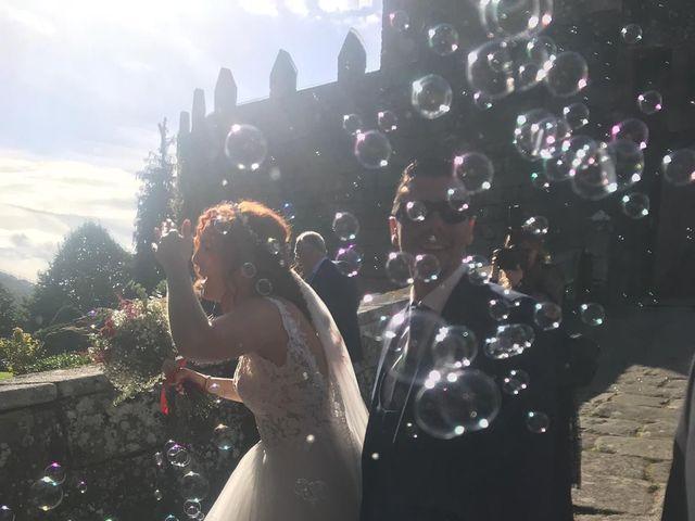 La boda de Iago pereira  y Encarna e Iago  en Soutomaior, Pontevedra 9