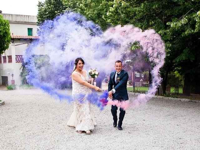 La boda de José y Juani
