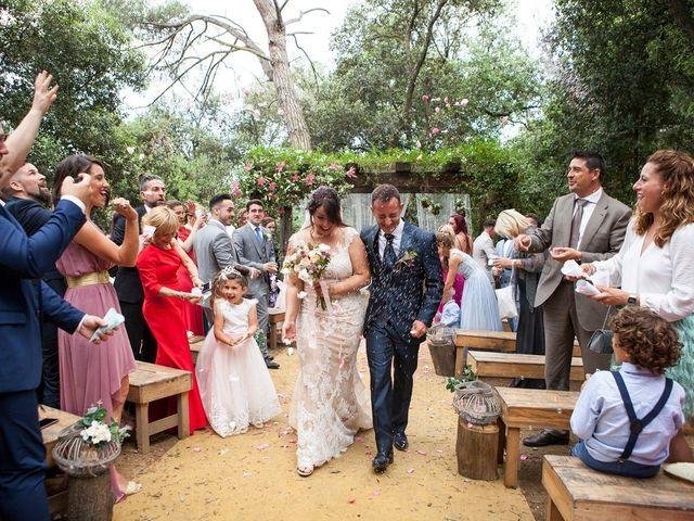 La boda de Juani y José en Caldes De Montbui, Barcelona 2