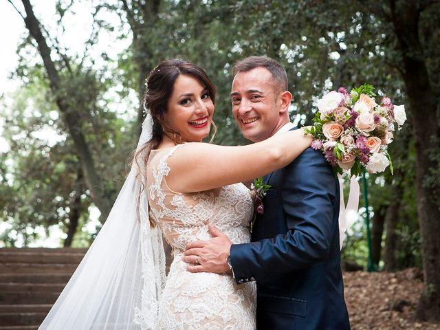 La boda de Juani y José en Caldes De Montbui, Barcelona 3