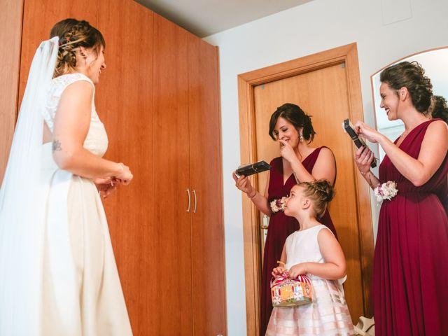 La boda de Àlex y Joana en Deltebre, Tarragona 4