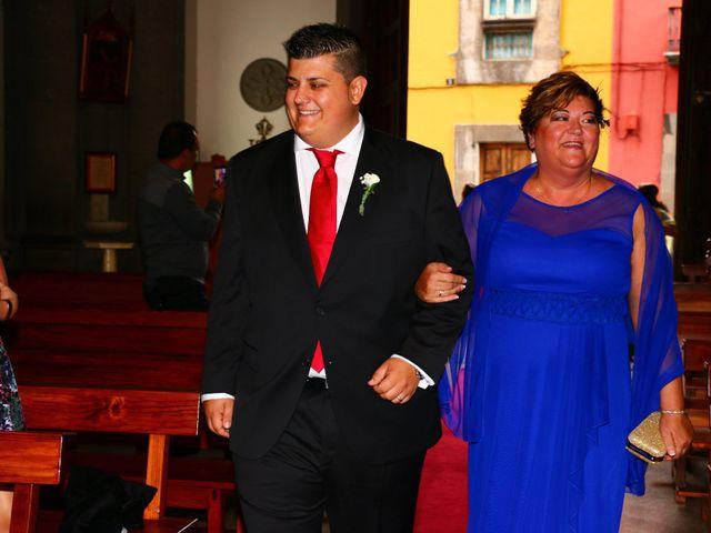 La boda de Israel y Nati en Arucas, Las Palmas 12