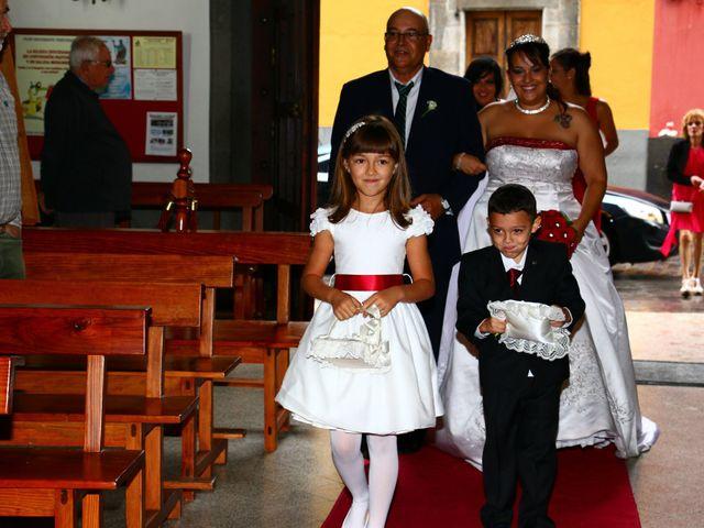 La boda de Israel y Nati en Arucas, Las Palmas 14