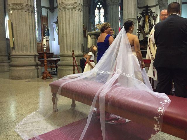 La boda de Israel y Nati en Arucas, Las Palmas 15
