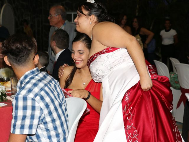 La boda de Israel y Nati en Arucas, Las Palmas 36