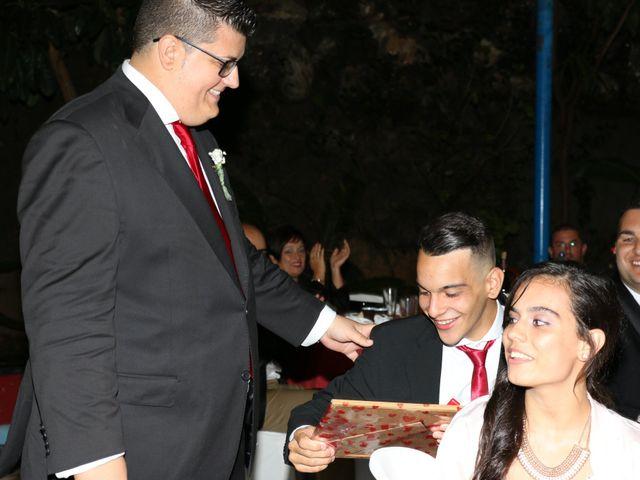 La boda de Israel y Nati en Arucas, Las Palmas 37