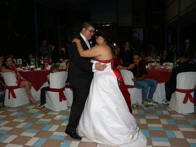 La boda de Israel y Nati en Arucas, Las Palmas 41