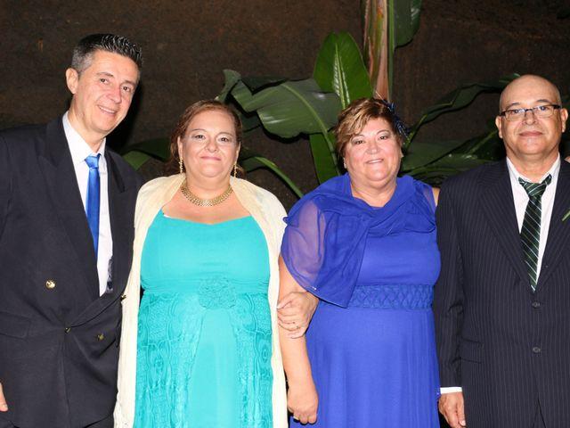 La boda de Israel y Nati en Arucas, Las Palmas 43