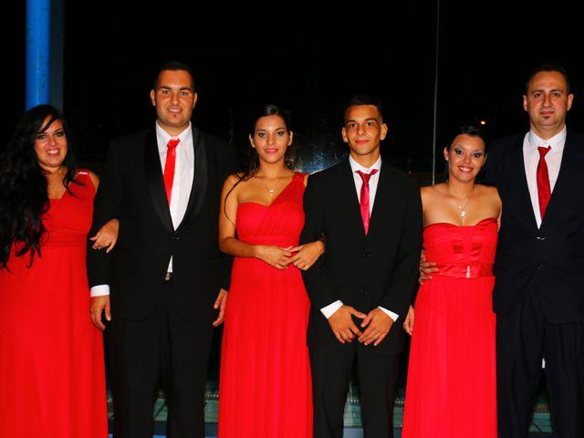 La boda de Israel y Nati en Arucas, Las Palmas 44