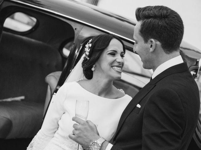 La boda de Arancha y Ismael