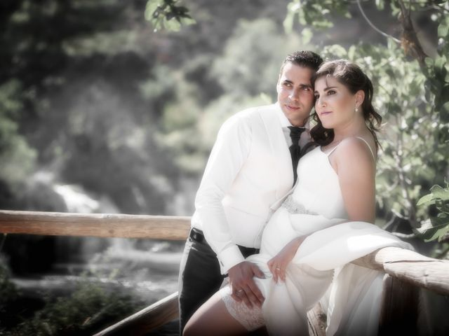 La boda de Lourdes y Daniel en Toledo, Toledo 1