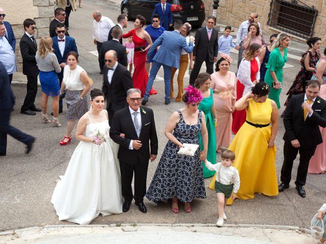 La boda de Lourdes y Daniel en Toledo, Toledo 17