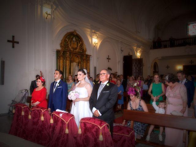 La boda de Lourdes y Daniel en Toledo, Toledo 18