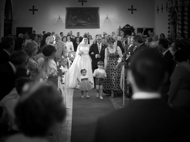 La boda de Lourdes y Daniel en Toledo, Toledo 19