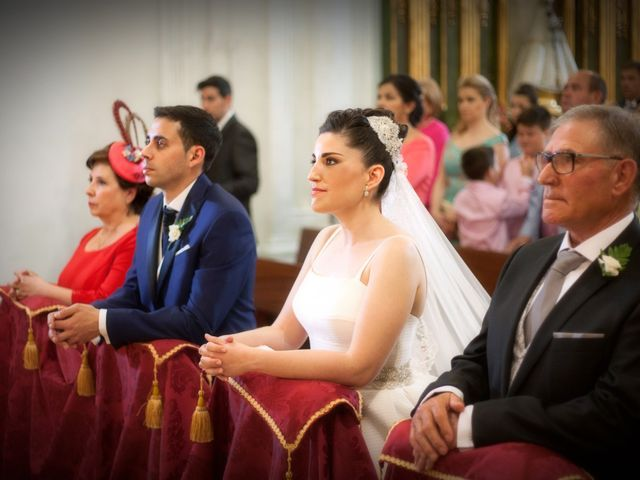La boda de Lourdes y Daniel en Toledo, Toledo 21