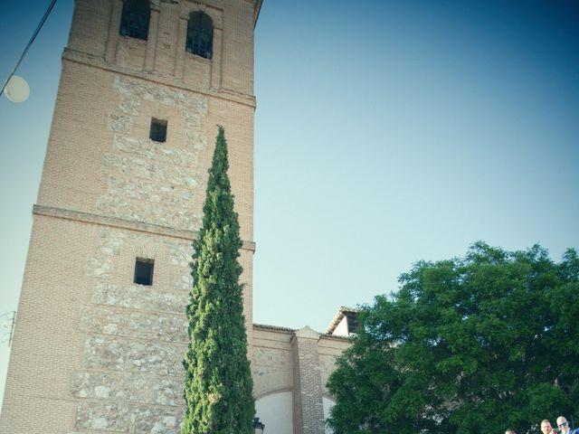 La boda de Lourdes y Daniel en Toledo, Toledo 25