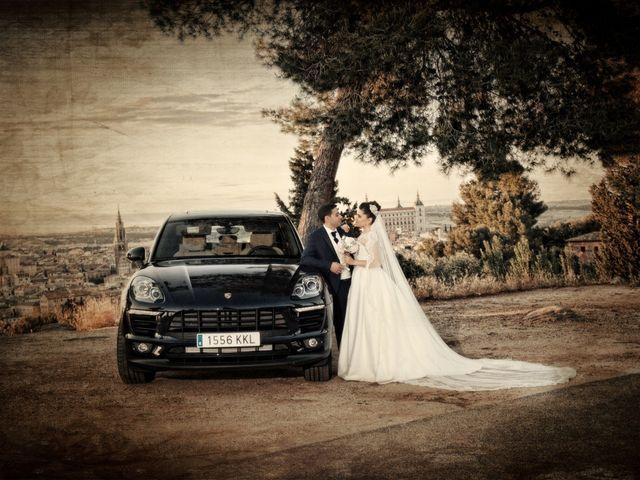 La boda de Lourdes y Daniel en Toledo, Toledo 36