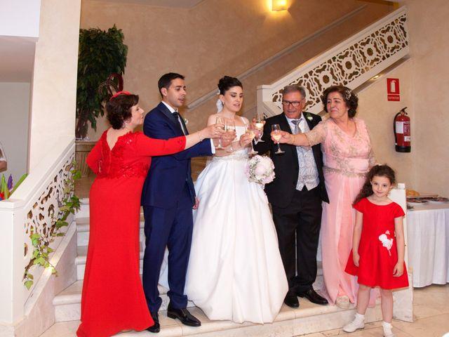 La boda de Lourdes y Daniel en Toledo, Toledo 38